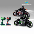 New listing fashion 20km/h 2.4 G high speed rc motorcycle with long range