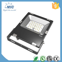 High lux E27 driverless led flood light rgb rechargeable led