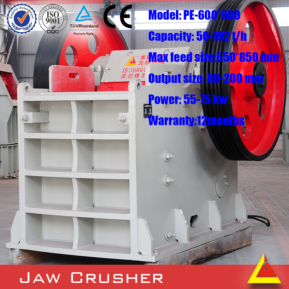 Portable Rock Crusher Mini Jaw Crusher