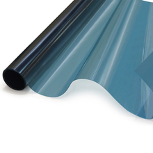 window film installation protection plastic,Rose -blue removable car window film