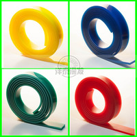Screen printing squeegee rubber/ Silk Screen Polyurethane Squeegee/ Screen Printing Squeegee