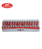 Non-Rechargeable cell 1.5V Um3 AA Zinc Carbon Battery R6 R6P AA/SUM-3 Battery 1.5V Heavy Duty Dry battery