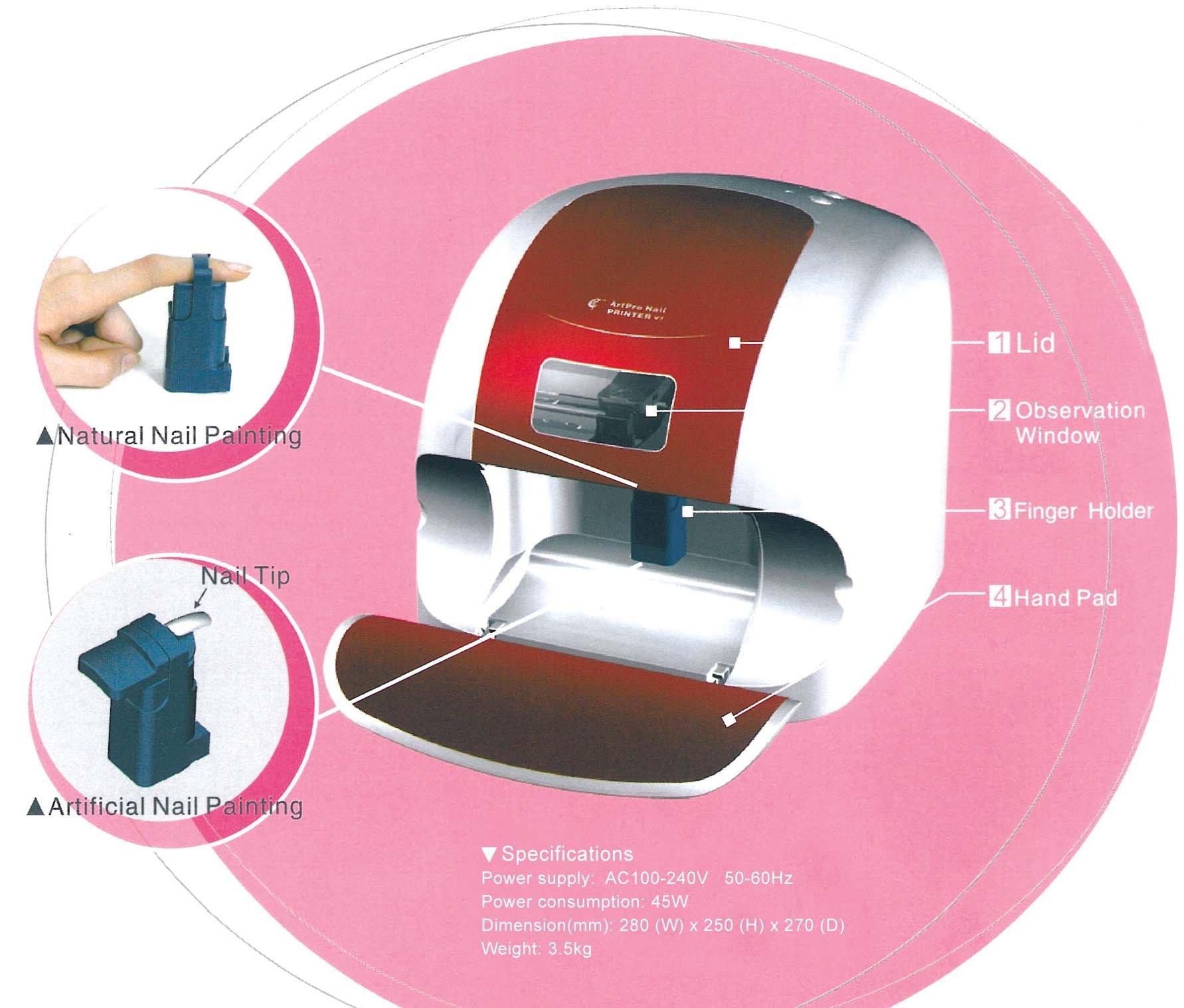 Nail Printer V7 – My Blog