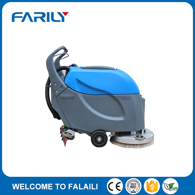 2017 New a drive motor hard floor cleaning machines