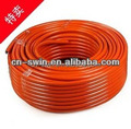 Top quality heat resistant PE-AL-PE composite pipe for hot water supply in red color