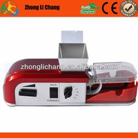Hot electric cigarette maker machine