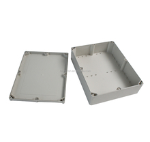 OEM Custom plastic electronic enclosure/Waterproof IP65 Junction Box Made in China HPE088 340*270*100mm