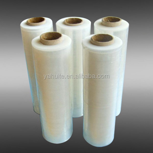 Print pe plastic pallet cast wrapping lldpe stretch film