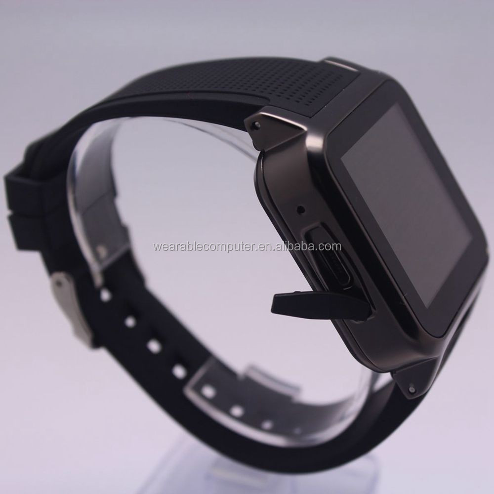 "1.54"" touch screen case 300W camera bluetooth/GPS/WIFI 3g GSM Android smart watch"