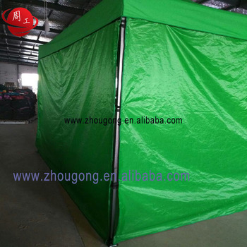 Popular Equipment Printing Folding Tent For Sale China