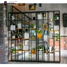 High Capacity Metal Custom Industrial Bars Partition Storage Rack