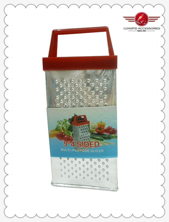Kitchen Good Helper 4 Side Vegetable Grater Multi Purpose Grater