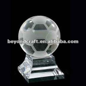 crystal sports gifts,crystal football souvenir gifts,crystal football fan gifts