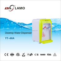 Cheap YT-60A Mini Electric Cooling Drinking Water Dispenser Desktop Cooler
