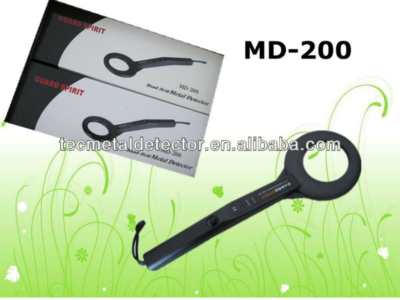 Wholesale Hand Held Needle Metal Detector MD-200