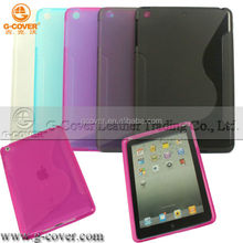 Fashionable tpu case for ipad mini case for ipad