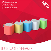 SELFIE Speaker BLUETOOTH CAMERA SHUTTER REMOTE FOR MOBILE iPHONE