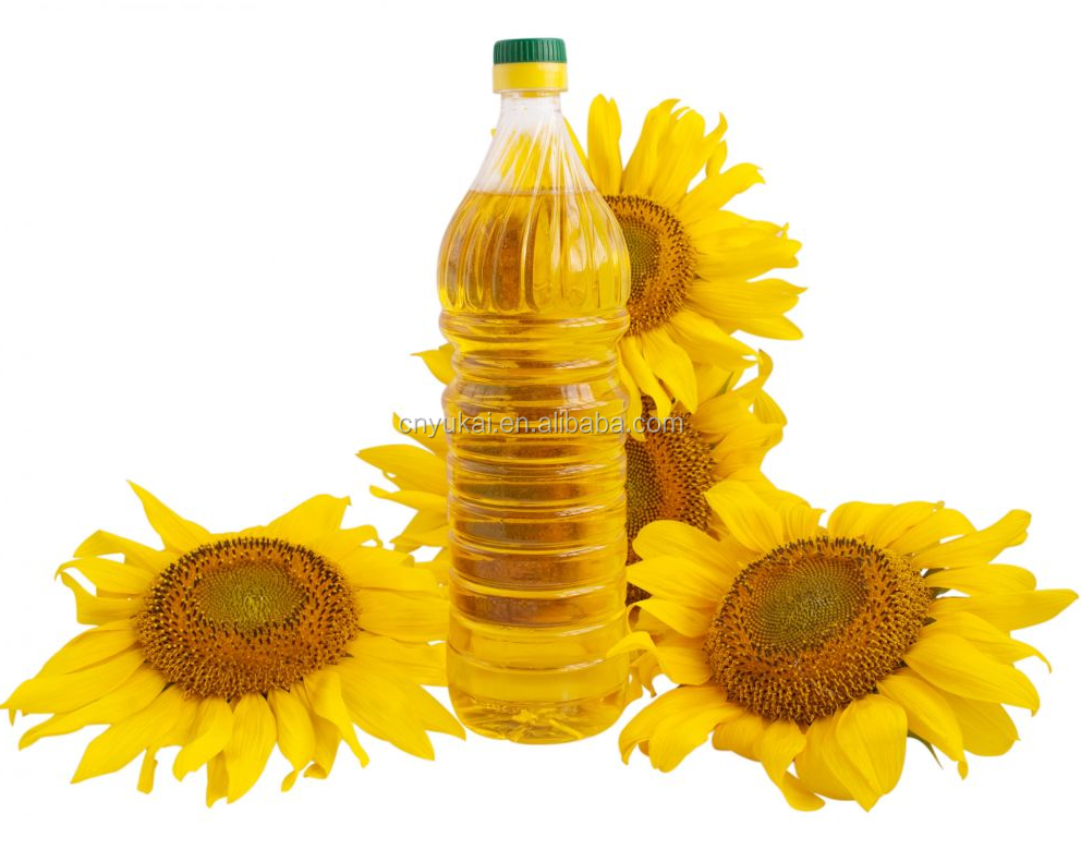 100% Refined Sunflower Edible Oil