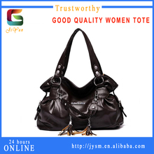 French Luxury Style Attractive Travel Hanging Shoulder Bag Waterproof Women Decoration Tassel YiWu Handbag Manufacture Tote Bag