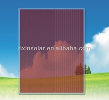 Good Quality 50W thin film transparent solar panel