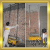 ez renda auto rendering machine cement plastering machine in India