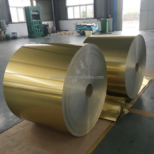 competitive price color coated hydrophilic finstock aluminum coil on sale