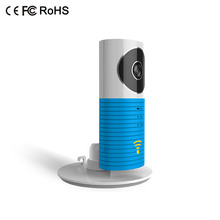 2017 Privite Design New arrival clever dog wireless ip cctv surveillance Wifi pinhole baby monitor camera mini 3G/WLAN camera