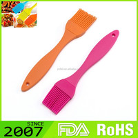 China Manufacturer Export Quality Custom Fit Foldable Silicone Bbq Food Brush