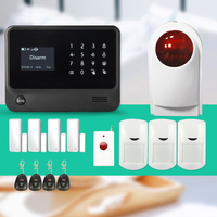 support IP camera ! The Most Popular Low Cost Wireless GSM Alarm System