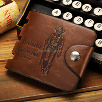 wholesale cheap wallets imperial horse wallet bailini men wallet