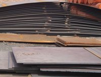 High quality hot pierced Q235A steel plates