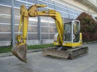 Used Excavator Sumitomo SH 75 X - 3 <SOLD OUT>