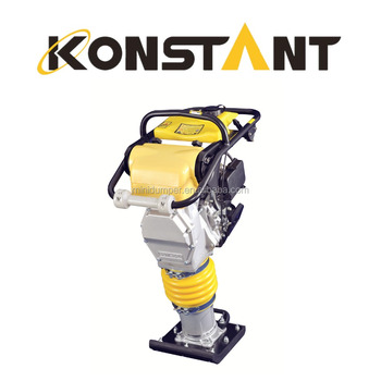 Konstant High Quality Vibratory Impact Tamping Rammer