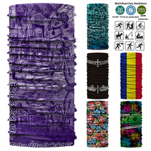 China head wraps cheap headwear multi functional promotional bandanas customizable