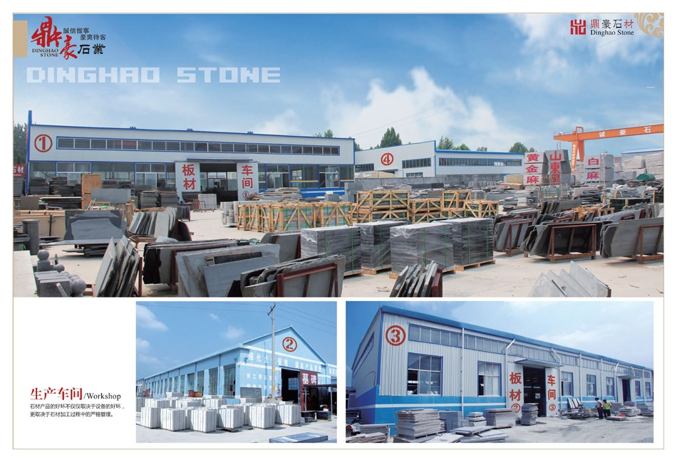 Factory Wholesale grey 10x10 Granite Cheap Paving Stone