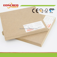 Chinese Supplier 2mm-35mm Thickness MDF Board/MDF Carved Panel