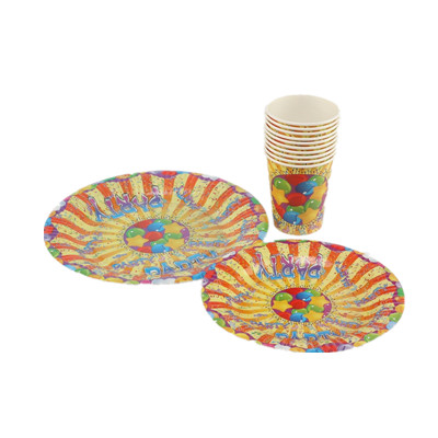 DYPD WELCOME ODM print disposable christmas paper plates,eco-friendly cupcake fda cupcake tray