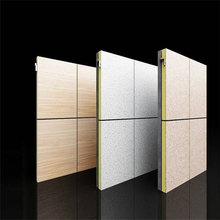 decorative building material fireproof wall decoration board insulation xps
