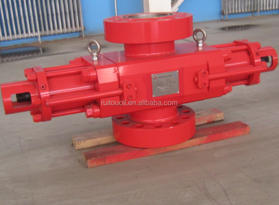 API 16A Cameron Single Shear Ram BOP/Blowout Preventer for Oil Well Control