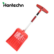 Long handle push plastic snow shovel made in china good quality