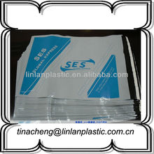 biodegradable poly mailing bag plastic courier bags with adhesive tape