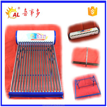 Thermosyphon solar water heater with excellent heat exchange function