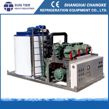 8T/day ice flake machine ice pop making machine