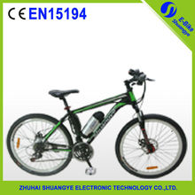 Manufacturer direct selling 26 inch Covered Electric Bicycle with battery A8-FB26