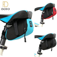 OEM manufacturer high quality outdoor waterproof mountain cycling travel bike saddle seat bag