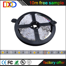 5050 rgbw led strip 12v with very competitive factory price