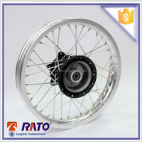 Hot Sale Utral Smart White Aluminum Custom Spoked Motorcycle Wheels