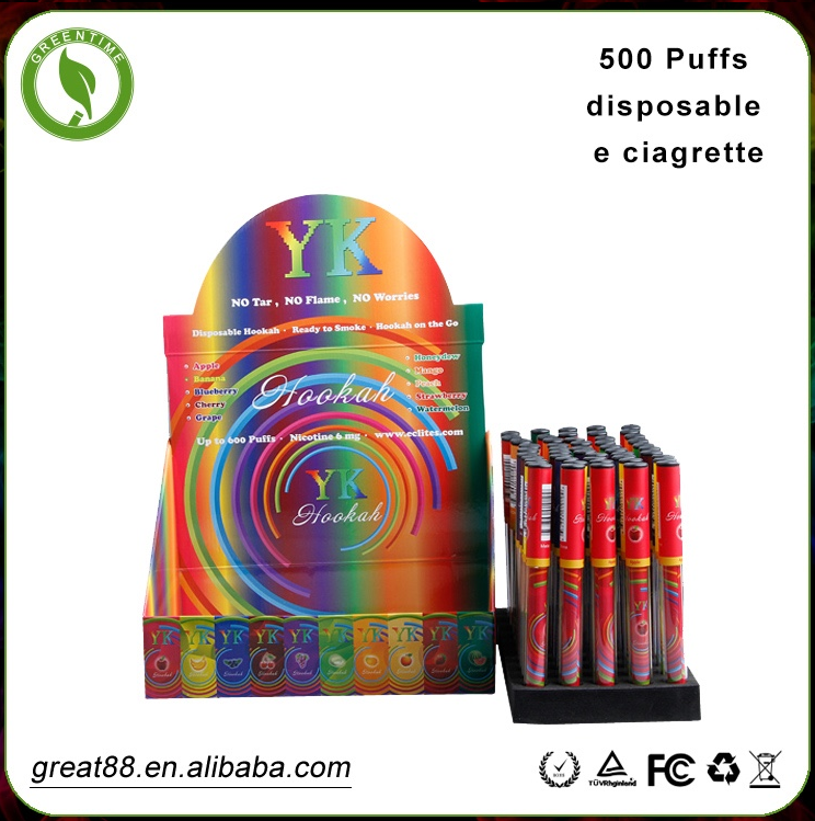 Greentime wholesale free sample vaporizer pen the cheap wholesale 10 fruit flavor e hookah vaporizer pen dubai