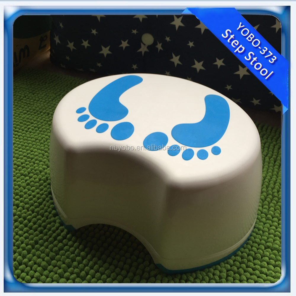 Most weclomed Safety anti-slip baby bathroom step stool kids potty step stool
