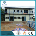 High Class Steel Prefab House With Insulated Pu Sandwich Panel